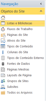 Lista SharePoint