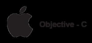desenvolvimento ios. Objective - C com símbolo da apple