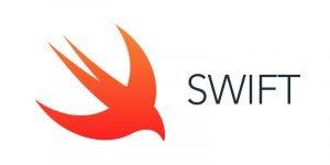desenvolvimento ios com símbolo da swift