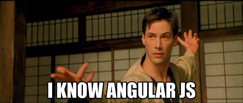 AngularJS – Uma introdução
