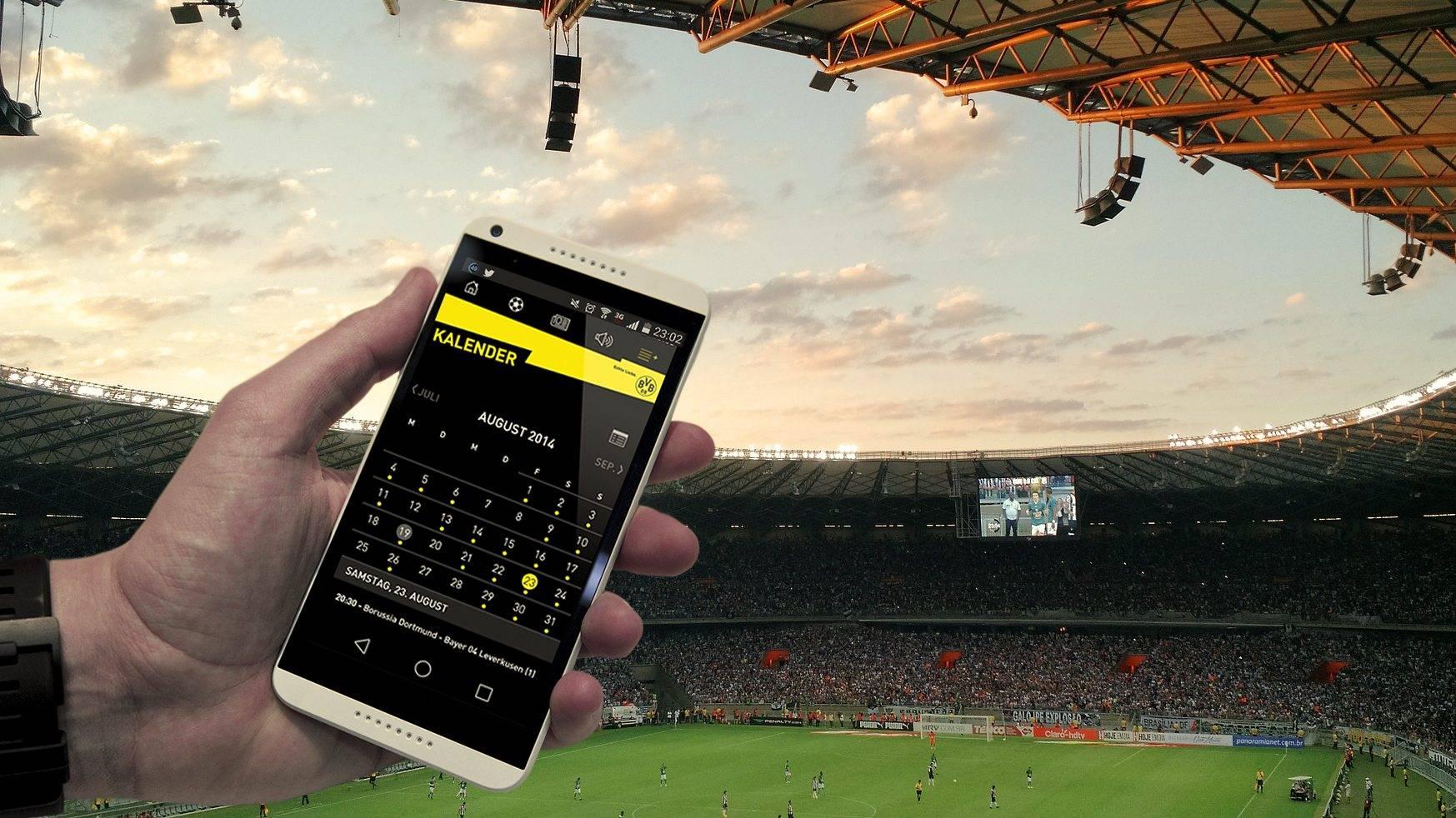 Era Digital e Futebol: Apps para a torcida