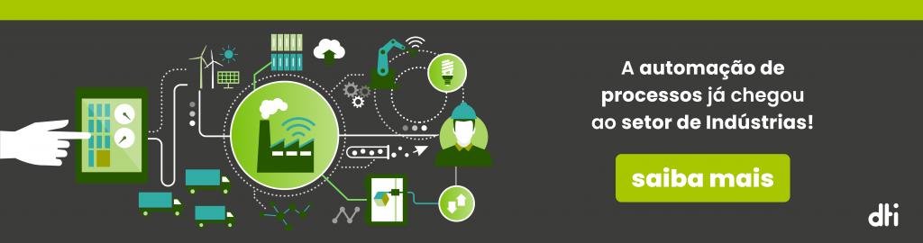 automação de processos - report industrias
