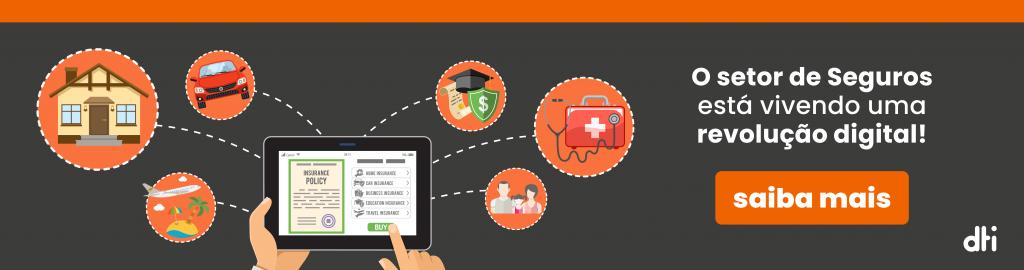 transformação digital em bancos - report seguros