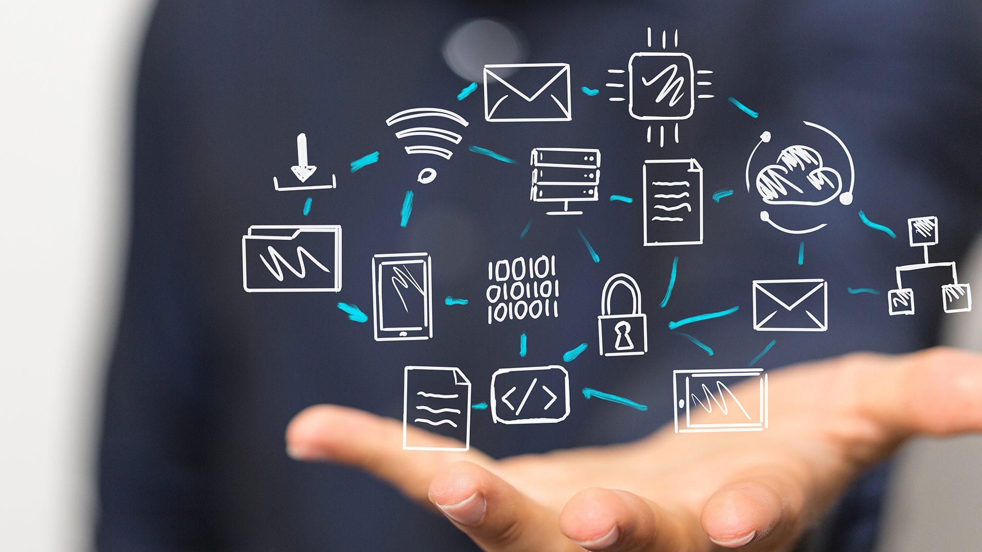 A transformação digital em bancos