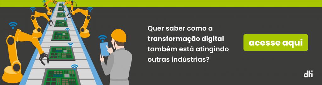 transformação digital na agropecuária - report industrias