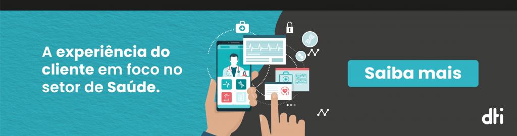 experiência do cliente - report saúde