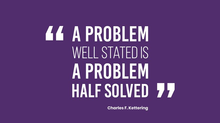 product discovery - Charles F.Kettering