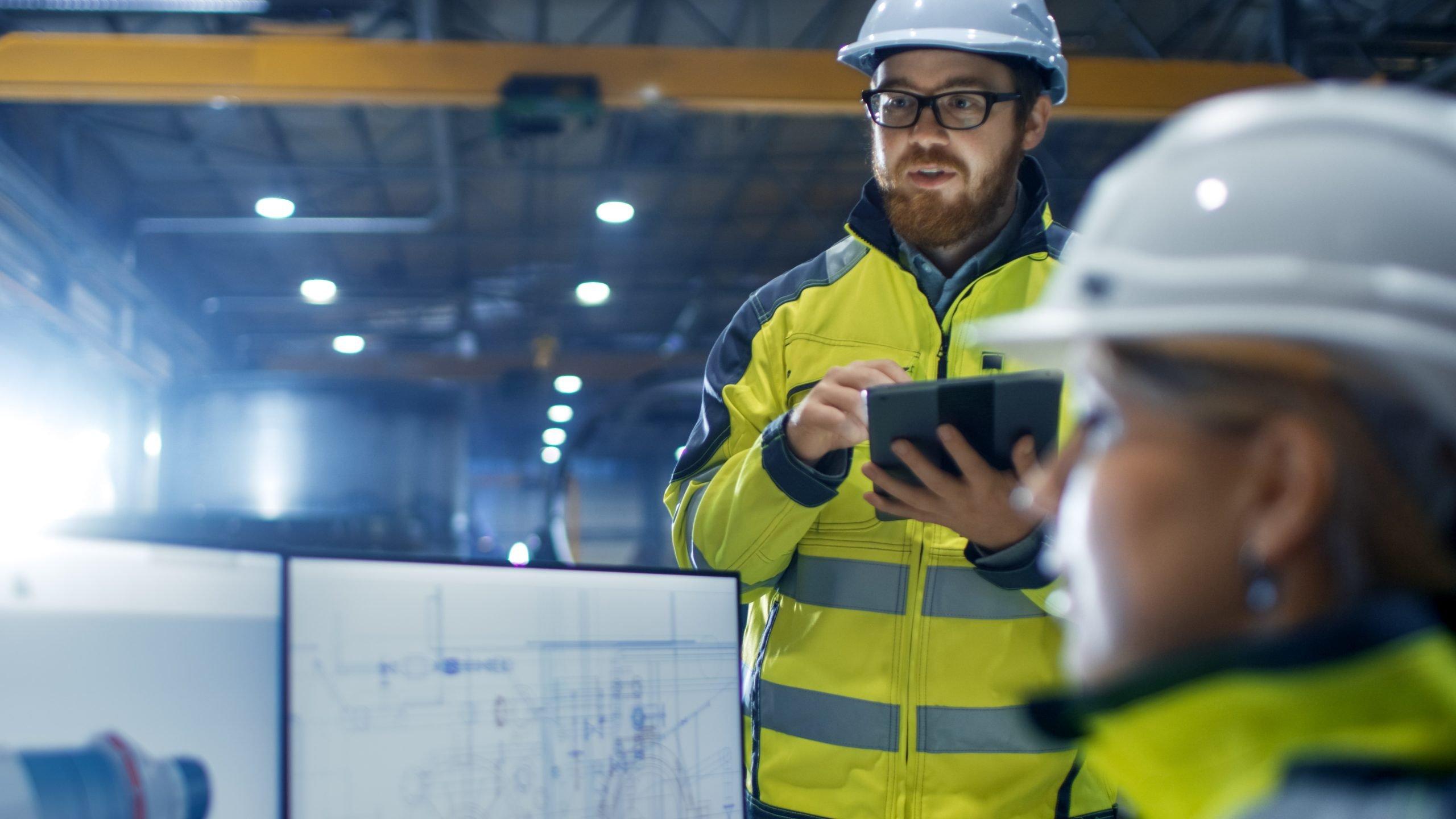 Transformação Digital na indústria – Os Sistemas de Inteligência VALE & VLI