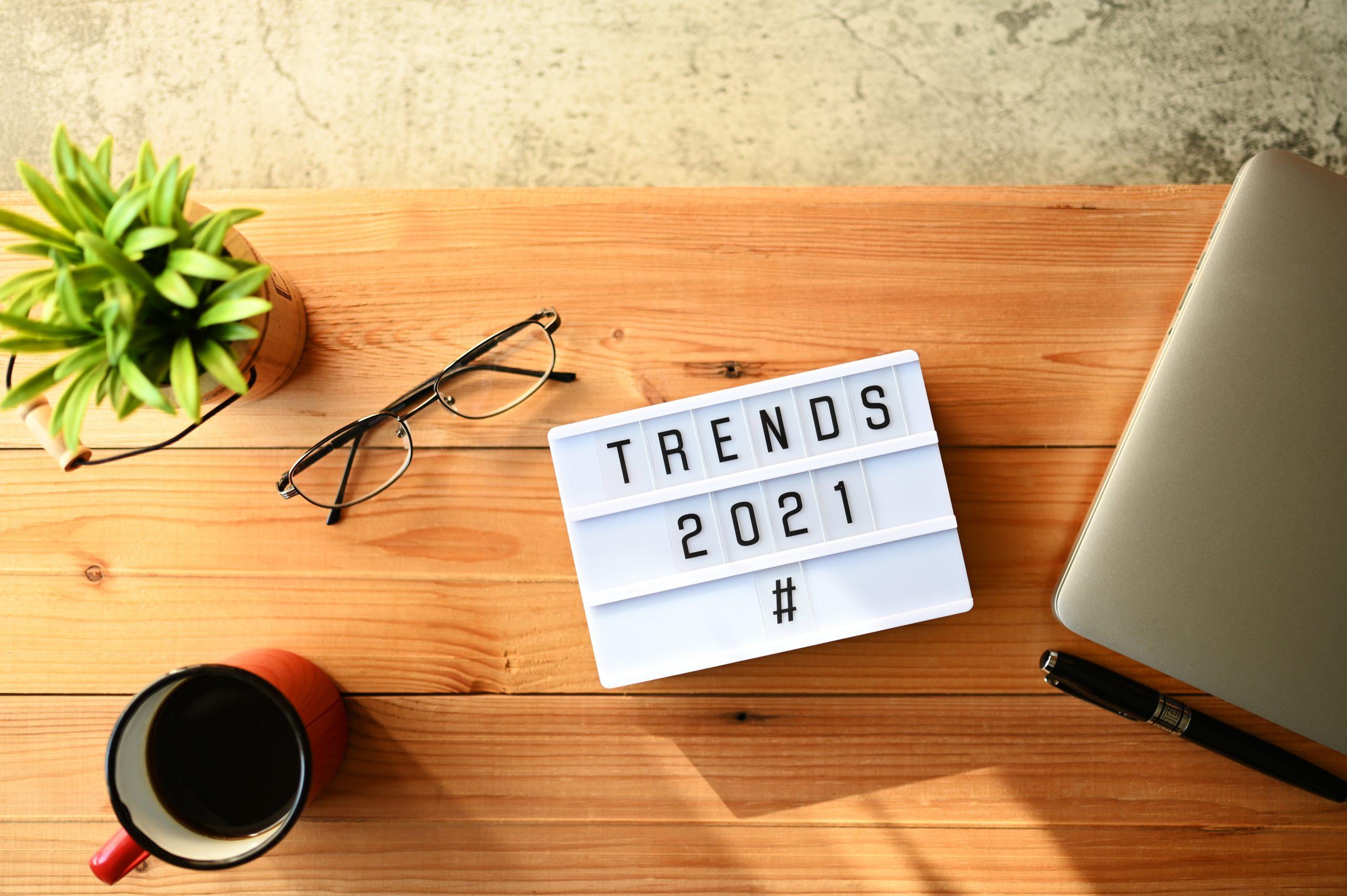 Tendências para 2021: 4 temas da tecnologia em alta neste ano