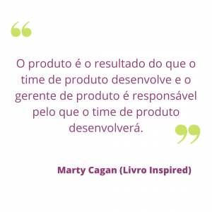 Times de produto: Marty Cagan (Livro Inspired)