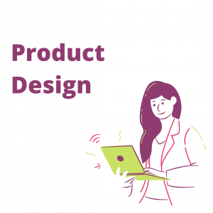 Times de produto: Product Design