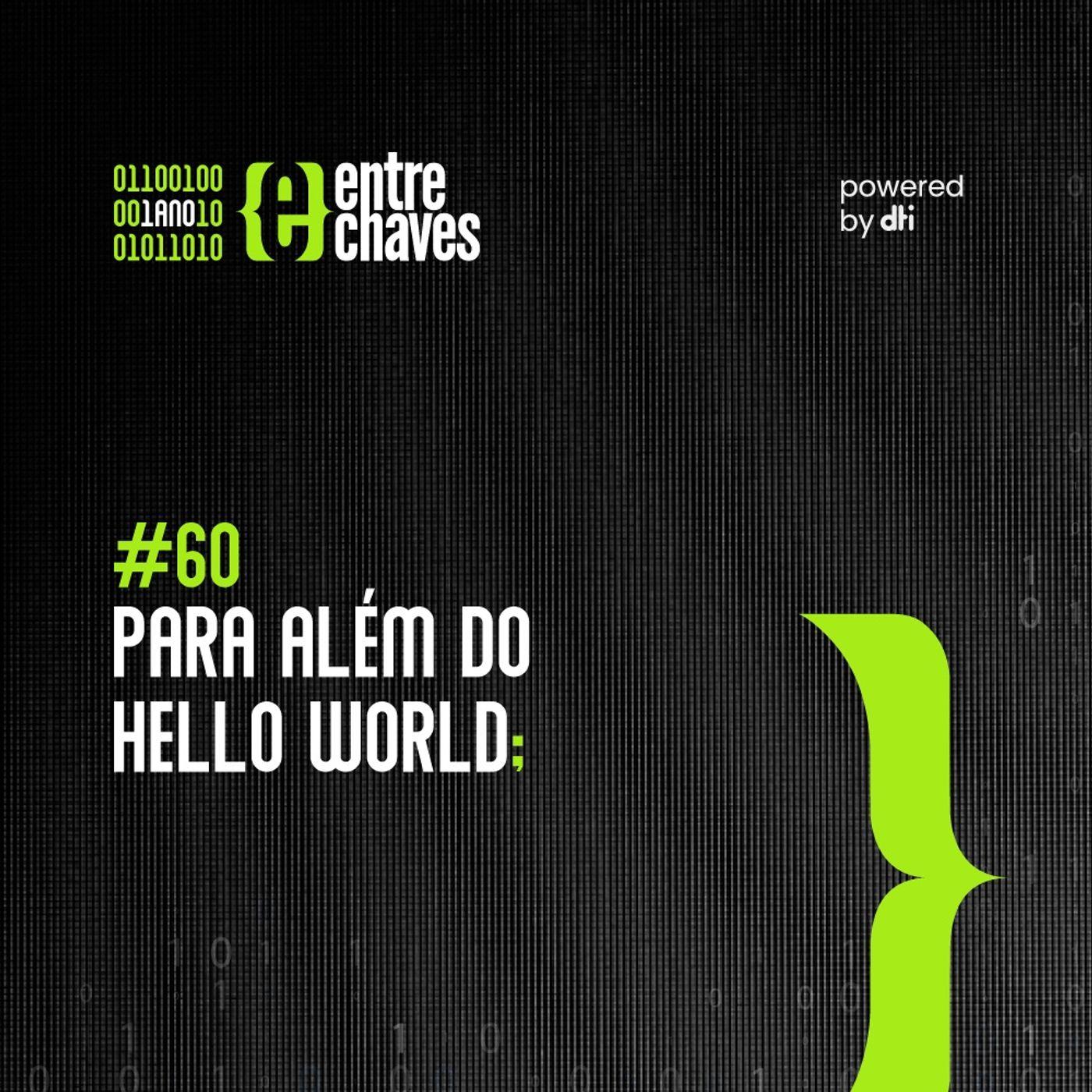 Além do Hello World