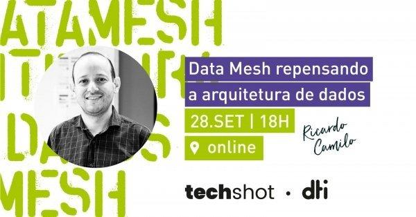 Data Mesh repensando a arquitetura de dados