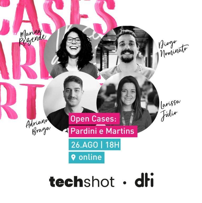 Open Cases Pardini e Martins