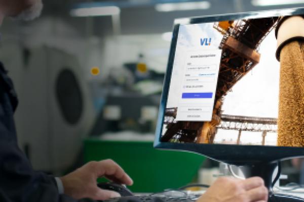 Transformação inteligente na logística da VLI