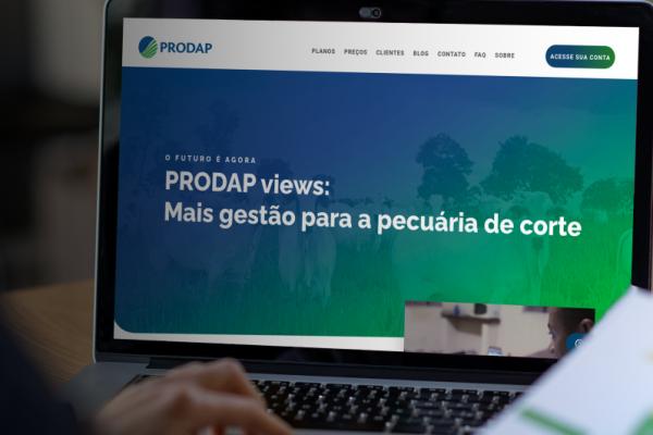 Tranformação digital na PRODAP