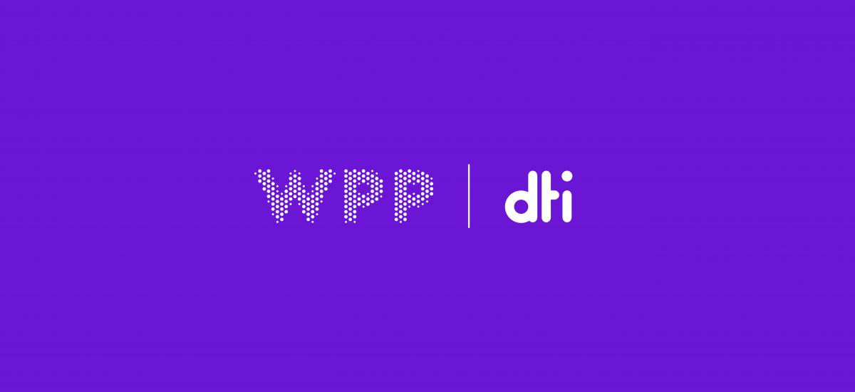 Parceria DTI WPP