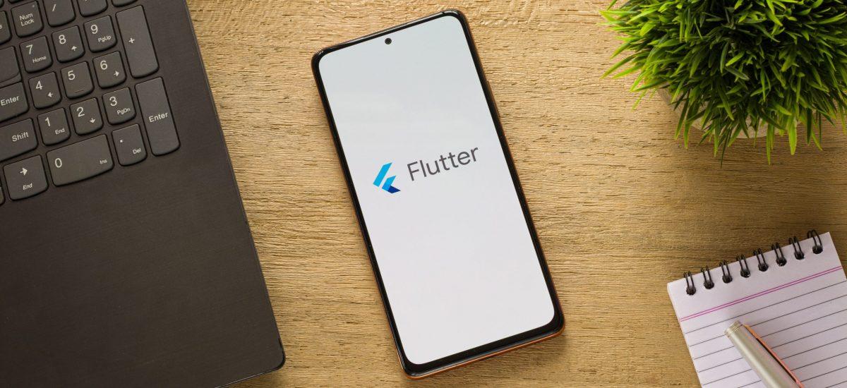 Flutter o que é